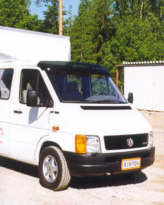 MB Sprinter/VW LT -2006, AURINKOSUOJA