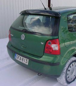 VW Polo 2002-2009, TAKALIPPA