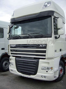 DAF XF 105/106 Super Space cab, AURINKOSUOJA