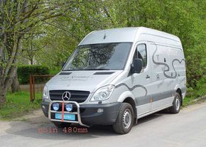 MB Sprinter 2006-8/2013 /VW Crafter 2006-/2014-, EU-VALOTELINE
