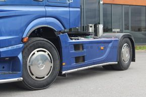 MB ACTROS MP4, HELMAPUTKET 3850mm LED