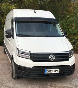 VW Crafter 2017-/MAN TGE 2017-, AURINKOSUOJA