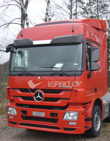 MB ACTROS MP3, AURINKOSUOJA