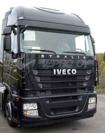 Iveco Stralis AS 2007-2013, AURINKOSUOJA
