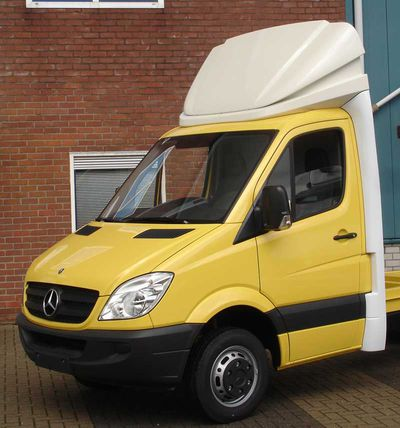 MB Sprinter/VW Crafter 2006-, SIVUSPOILERIT